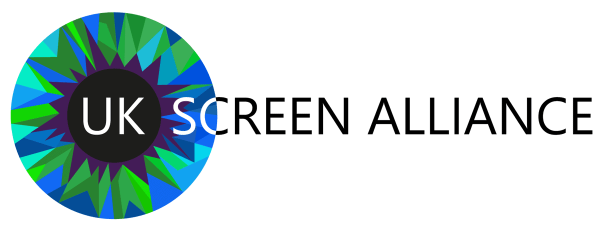 UK Screen Alliance logo